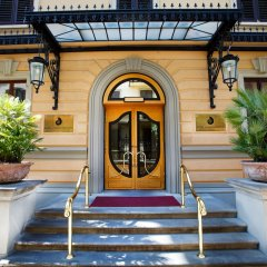 Отель Albani Firenze Италия, Флоренция - 1 отзыв об отеле, цены и фото номеров - забронировать отель Albani Firenze онлайн вид на фасад