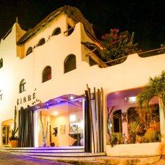 Отель Kinbe Deluxe Boutique Плая-дель-Кармен развлечения