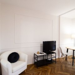 Отель Riverside Comfort Studio Польша, Варшава - отзывы, цены и фото номеров - забронировать отель Riverside Comfort Studio онлайн комната для гостей фото 4