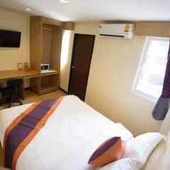 Апартаменты Studio Central Pattaya By Icheck Inn Паттайя комната для гостей фото 3