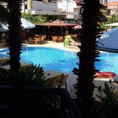 Semoris Hotel Турция, Сиде - отзывы, цены и фото номеров - забронировать отель Semoris Hotel онлайн бассейн фото 2