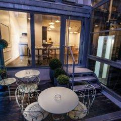 Отель Hôtel De Bordeaux гостиничный бар