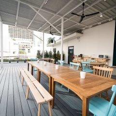 Отель Suk18 Hostel - Adults Only Таиланд, Бангкок - отзывы, цены и фото номеров - забронировать отель Suk18 Hostel - Adults Only онлайн