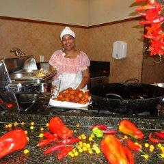 Отель Bourbon Atibaia Convention And Spa Resort Атибая питание