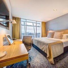 Apex City of Glasgow Hotel 4* Стандартный номер с различными типами кроватей фото 6