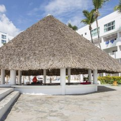 Отель Be Live Experience Hamaca Garden - All Inclusive Бока Чика парковка