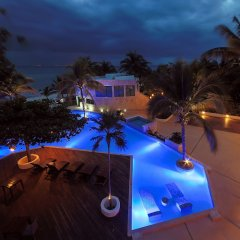 Le Reve Hotel & Spa Плая-дель-Кармен балкон