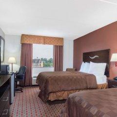 Отель Days Inn Lebanon Fort Indiantown Gap комната для гостей фото 2