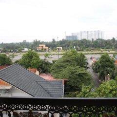 Hoa Phat Hotel & Apartment балкон
