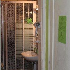 Отель Central Beds Италия, Флоренция - отзывы, цены и фото номеров - забронировать отель Central Beds онлайн ванная фото 3