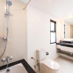 Отель Somerset Park Suanplu Бангкок ванная