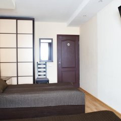 Truck House Отель Новосибирск комната для гостей фото 4