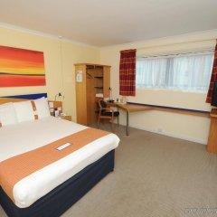 Отель Holiday Inn Express Glasgow City Centre Riverside комната для гостей фото 4