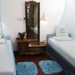 Отель Mihin Villa Bentota Шри-Ланка, Бентота - отзывы, цены и фото номеров - забронировать отель Mihin Villa Bentota онлайн комната для гостей фото 2