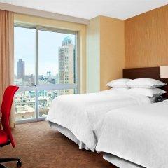 Отель Sheraton Tribeca New York Hotel США, Нью-Йорк - 1 отзыв об отеле, цены и фото номеров - забронировать отель Sheraton Tribeca New York Hotel онлайн комната для гостей фото 5
