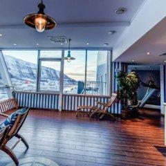 Radisson Blu Polar Hotel Spitsbergen Тромсе интерьер отеля фото 3