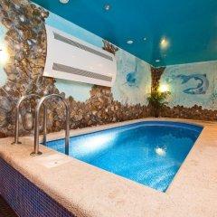 Гостиница Барракуда Большой Геленджик бассейн