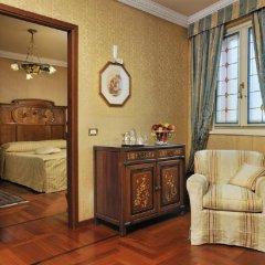 Hotel Mecenate Palace ванная