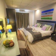Отель St. Julians Bay Hotel Мальта, Баллута-бей - 1 отзыв об отеле, цены и фото номеров - забронировать отель St. Julians Bay Hotel онлайн комната для гостей фото 2