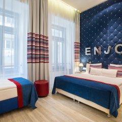 Отель Estilo Fashion Будапешт комната для гостей