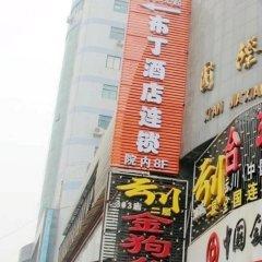 Отель Pod Inn Xi'an Xiaozhai Jixiangcun городской автобус