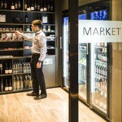 Отель Hyatt House Dusseldorf Andreas Quarter Германия, Дюссельдорф - отзывы, цены и фото номеров - забронировать отель Hyatt House Dusseldorf Andreas Quarter онлайн гостиничный бар