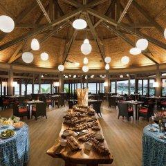 Отель Hilton Moorea Lagoon Resort and Spa Французская Полинезия, Муреа - отзывы, цены и фото номеров - забронировать отель Hilton Moorea Lagoon Resort and Spa онлайн фото 11