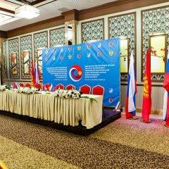 Отель Jannat Regency Бишкек детские мероприятия