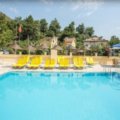 Can Apartments Турция, Мармарис - отзывы, цены и фото номеров - забронировать отель Can Apartments онлайн бассейн фото 2