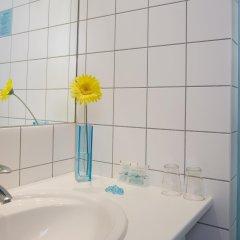 Отель about:berlin Hotel Германия, Берлин - 1 отзыв об отеле, цены и фото номеров - забронировать отель about:berlin Hotel онлайн ванная фото 2
