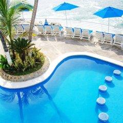 Отель Holiday Inn Resort Acapulco бассейн фото 3