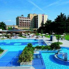 Отель Sollievo Terme Италия, Монтегротто-Терме - отзывы, цены и фото номеров - забронировать отель Sollievo Terme онлайн бассейн