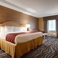 Отель Best Western Summit Inn США, Ниагара-Фолс - отзывы, цены и фото номеров - забронировать отель Best Western Summit Inn онлайн комната для гостей фото 4