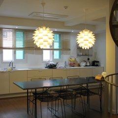 Отель YE'4 Guesthouse в номере