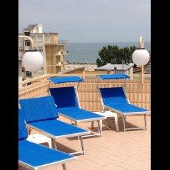 Отель Emma Nord Италия, Римини - отзывы, цены и фото номеров - забронировать отель Emma Nord онлайн пляж