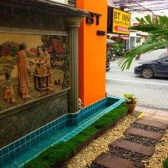 Отель Bt Inn Patong парковка