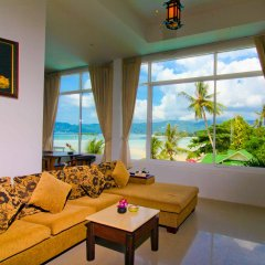 Samui Island Beach Resort & Hotel комната для гостей