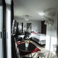 Отель City Housing - Kirkebakken 8 Ставангер балкон