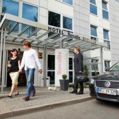 Отель Novalis Dresden Германия, Дрезден - 4 отзыва об отеле, цены и фото номеров - забронировать отель Novalis Dresden онлайн городской автобус