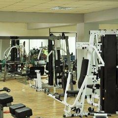 Отель Athletics фитнесс-зал фото 4