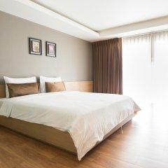 Golden Pearl Hotel Бангкок комната для гостей