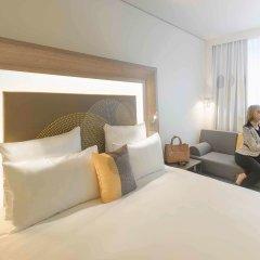 Отель Novotel München City Arnulfpark Германия, Мюнхен - 2 отзыва об отеле, цены и фото номеров - забронировать отель Novotel München City Arnulfpark онлайн комната для гостей фото 3