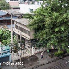 Отель @1150 Villa Бангкок балкон