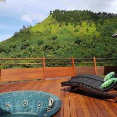 Отель Villa Anuanua - Moorea Папеэте бассейн фото 2