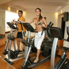 Отель Costa Lindia Beach Южный Родос фитнесс-зал фото 2