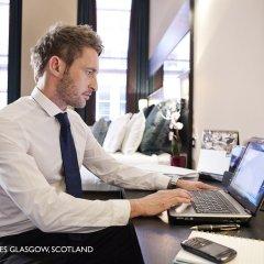 Отель Fraser Suites Glasgow Великобритания, Глазго - отзывы, цены и фото номеров - забронировать отель Fraser Suites Glasgow онлайн интерьер отеля фото 2