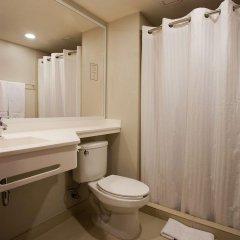 Отель City Express Junior Cancun Мексика, Канкун - отзывы, цены и фото номеров - забронировать отель City Express Junior Cancun онлайн ванная