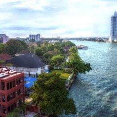 Отель Amdaeng Bangkok Riverside Hotel Таиланд, Бангкок - отзывы, цены и фото номеров - забронировать отель Amdaeng Bangkok Riverside Hotel онлайн пляж фото 2