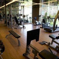 Отель Golden Bay Resort Сямынь фитнесс-зал