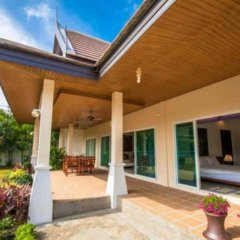 Отель Nok Sawan Villa by Jetta балкон